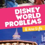 Disney World Problems and how to fix them