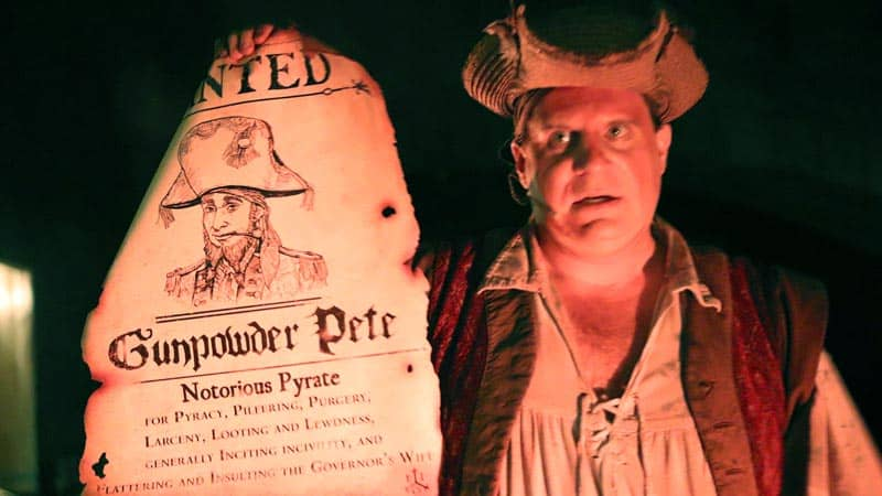 Gun Powder Pete