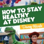 Stay healthy on your disney vacation