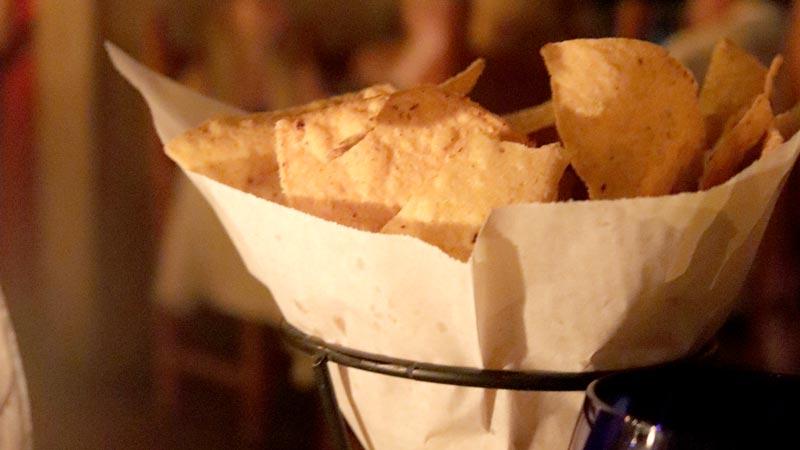 San Angel Chips Epcot