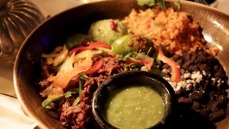 Epcot Tacos