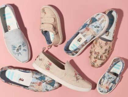 TOMS x Disney Collection is Now Available 13