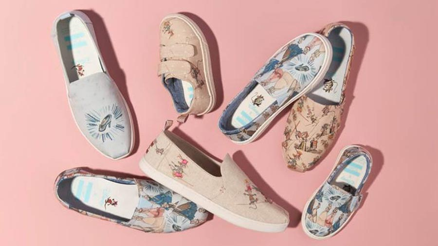 TOMS x Disney Collection is Now Available 1