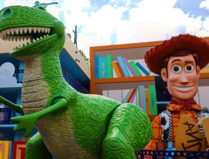 Toy Story All Star Movies