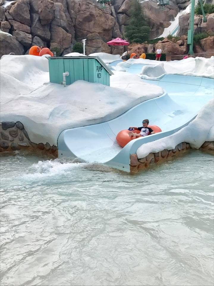 Team Blizzard Beach Wdw Vacation Tips