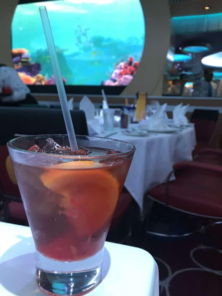 Disney Cruise Line Rotational Dining Aboard the Disney Fantasy 15