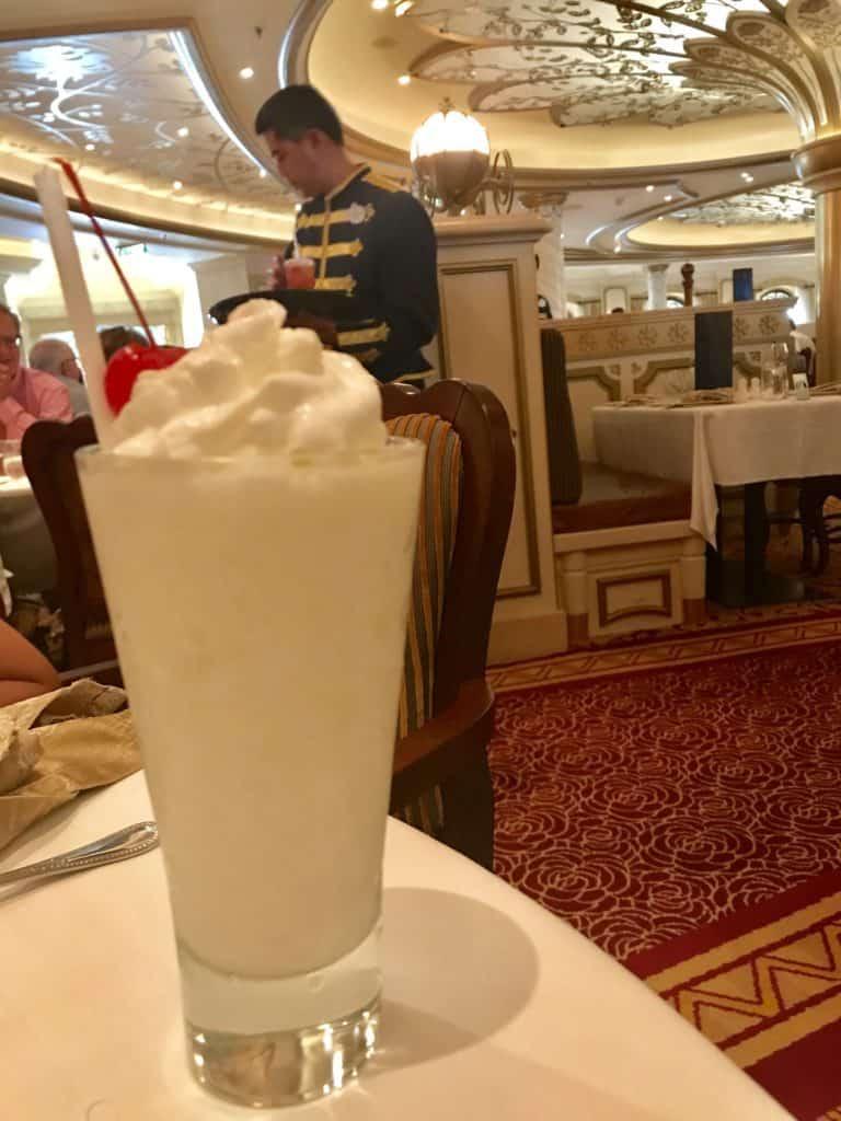 Disney Cruise Line Rotational Dining Aboard the Disney Fantasy 46