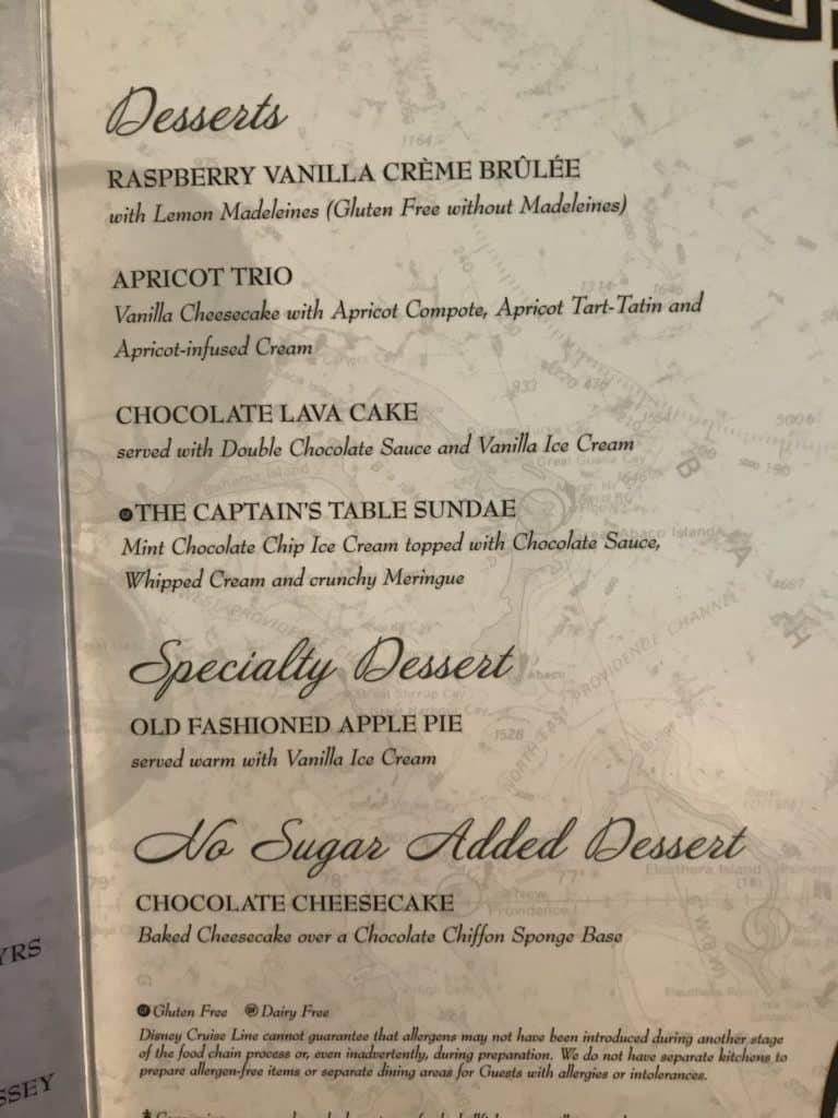 Disney Cruise Line Rotational Dining Aboard the Disney Fantasy 85