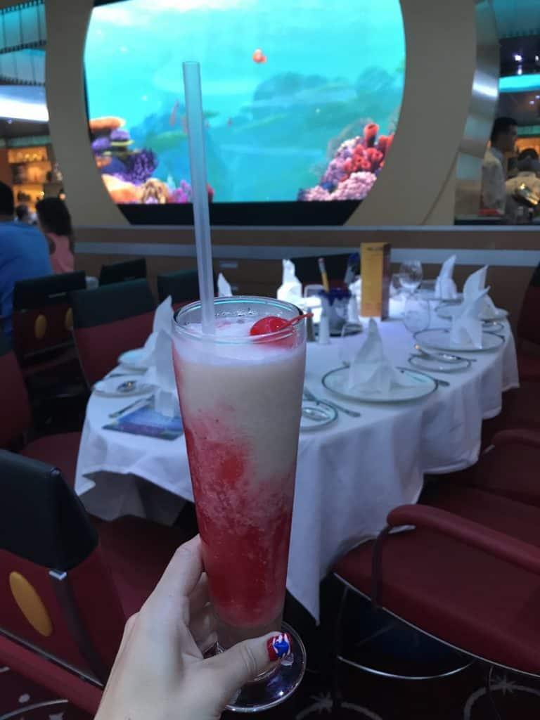 Disney Cruise Line Rotational Dining Aboard the Disney Fantasy 13