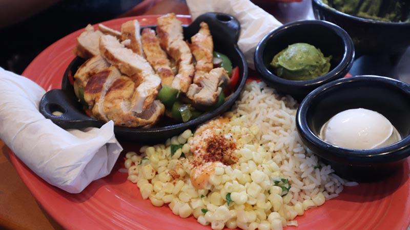 Chicken Fajita Maya Grill