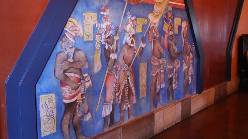 Maya Grill Entrance