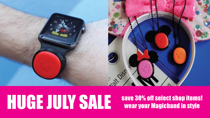 Watch MagicBand Holder