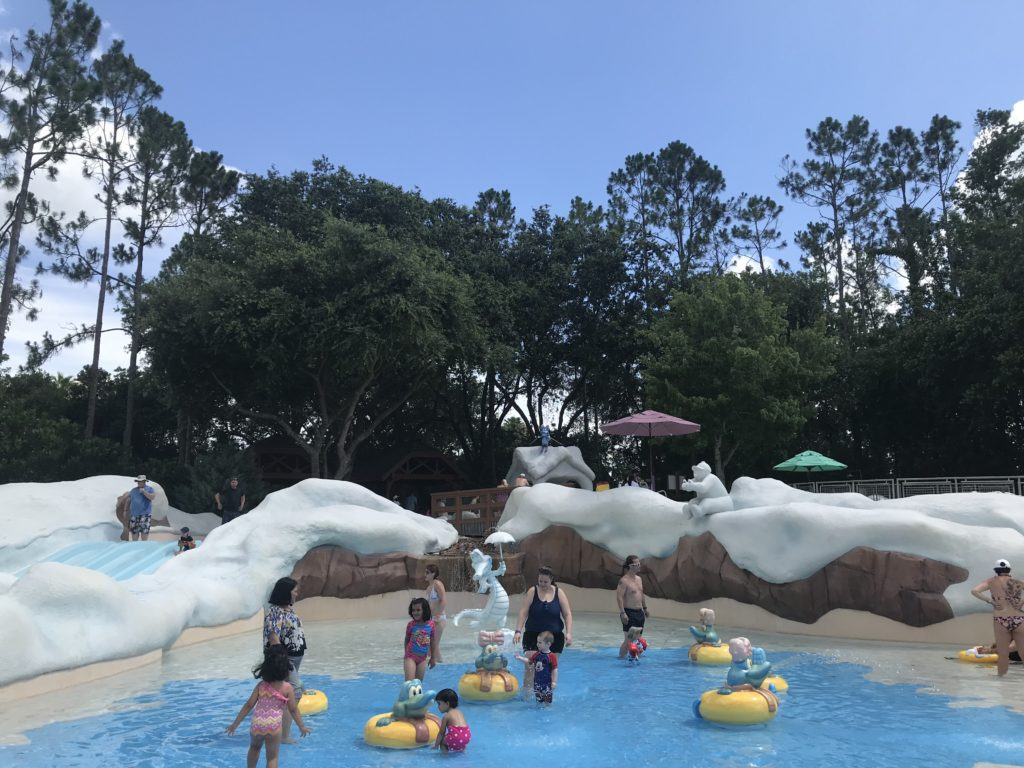 Kids Area Blizzard Beach