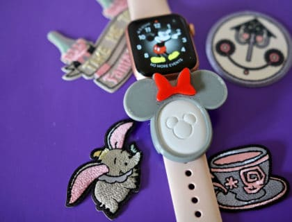 4 Ways to Transform Your MagicBand into a Watch or Necklace 3