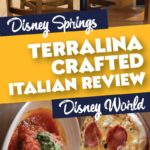 Terralina Crafter Italian Dinner Review