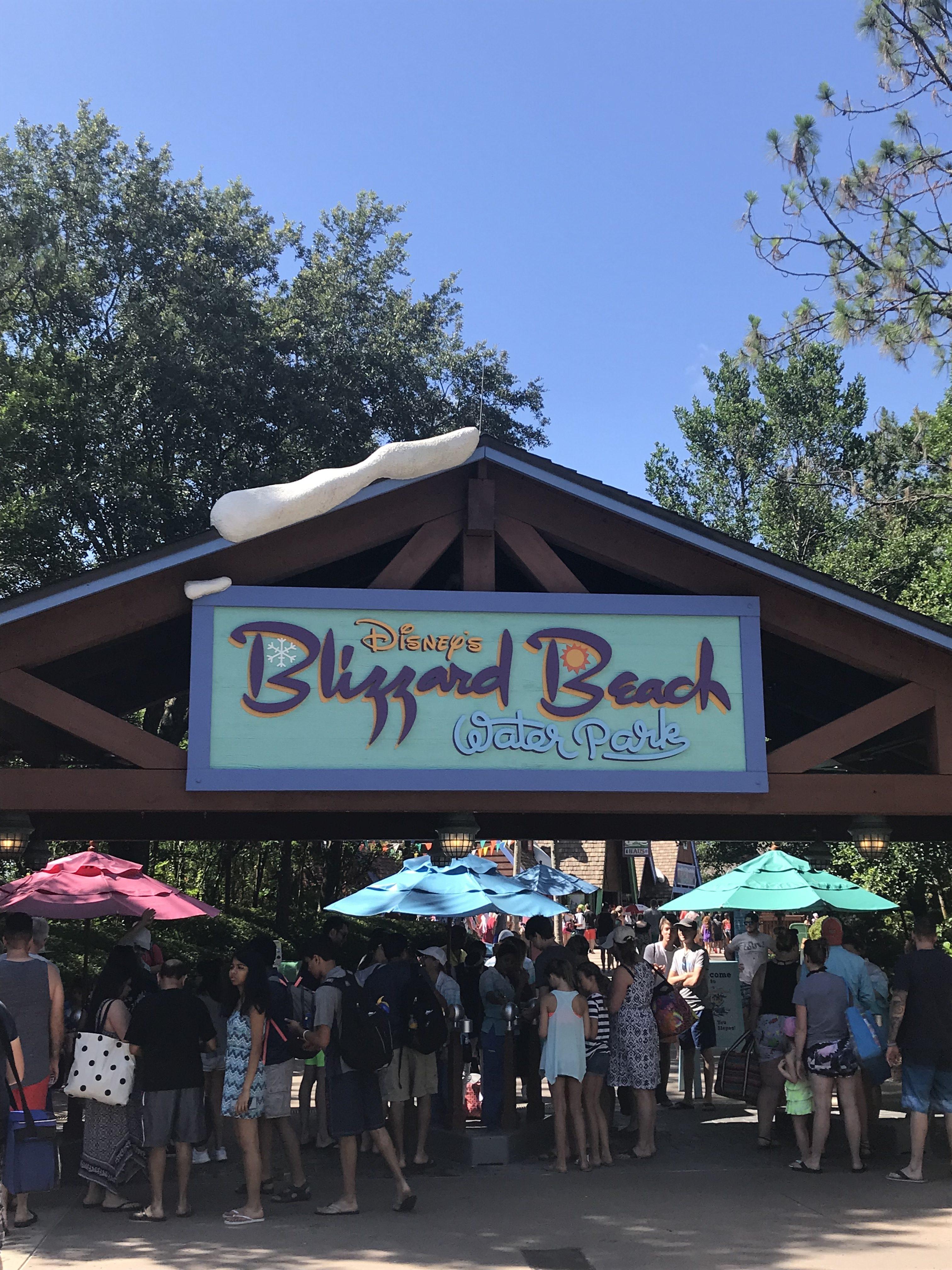 Team Blizzard Beach 1