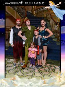 Disney Cruiseline Pirate Night on the Disney Fantasy 2
