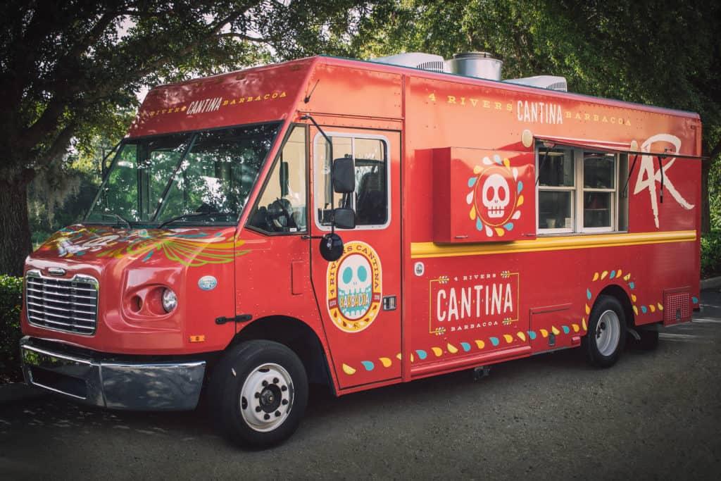4R Cantina Barbacoa Food Truck