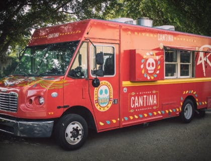 4R Cantina Barbacoa Food Truck