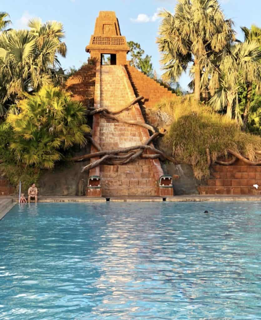 Pool at Coronado Springs Resort