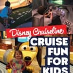 Disney Cruise kids fun