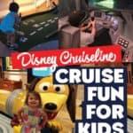 Disney Cruise kids fun