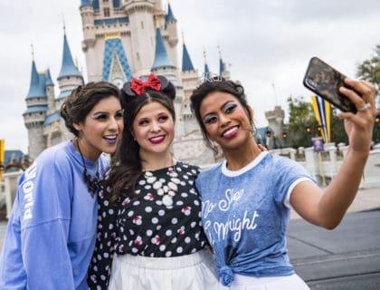 Adult Disney World Makeovers