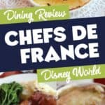 Chefs de France Dining Review