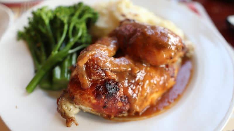Chicken Chefs de France