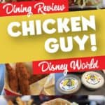 Chicken Guy Dining Review