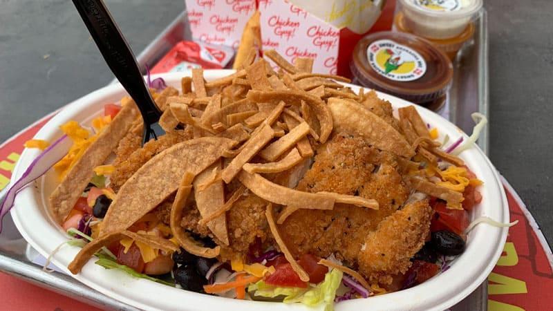Disney Springs Chicken Guy Dining Review 5
