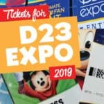 Get Tickets for D23 2019 Expo 1
