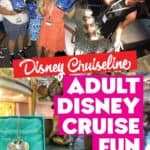 Disney Cruiseline Adult Fun