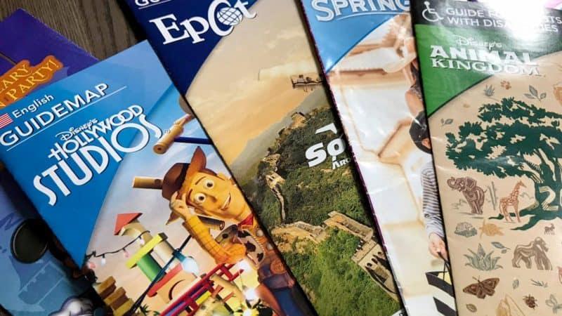 Magic Kingdom Map Disney World • WDW Vacation Tips on
