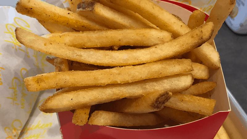 Chicken Guy French Fries
