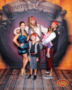 Disney Cruiseline Pirate Night on the Disney Fantasy 3