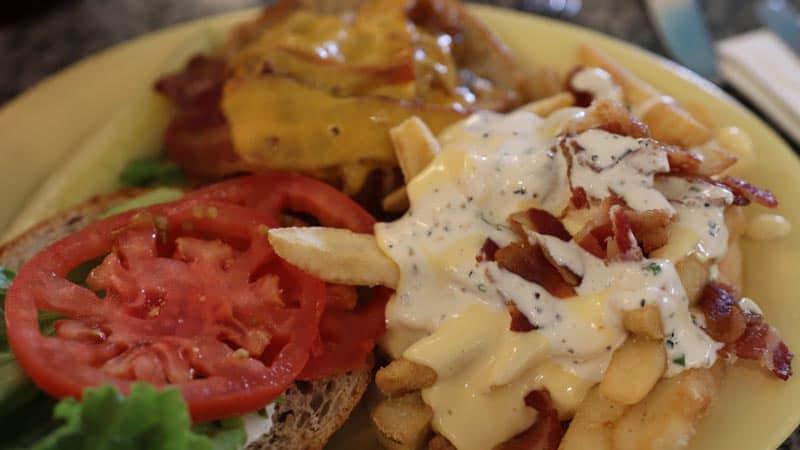 Cheddar Bacon Ranch Chicken Sandwich