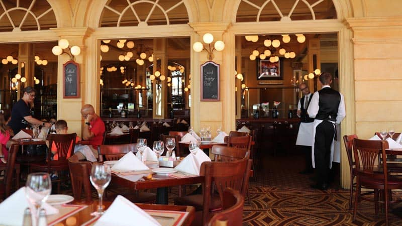 Inside Chefs de France