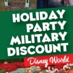 Disney holiday military discount