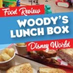 Woodys Lunch Box Dining Review