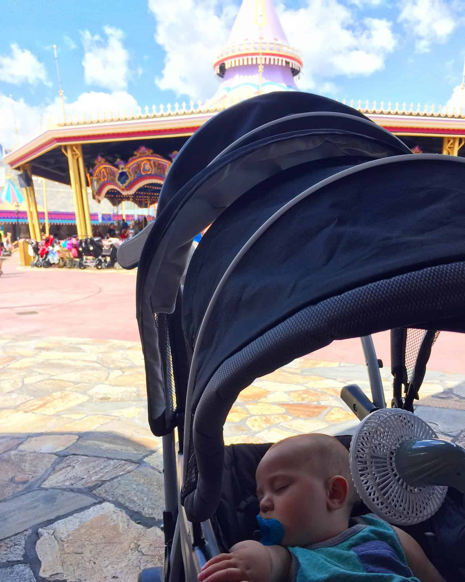 Unique Tips for Enjoying Walt Disney World with Toddlers 2