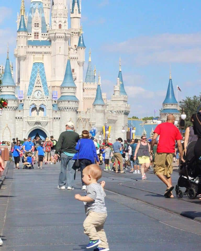 Unique Tips for Enjoying Walt Disney World with Toddlers 1