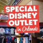 Disney Outlet Orlando