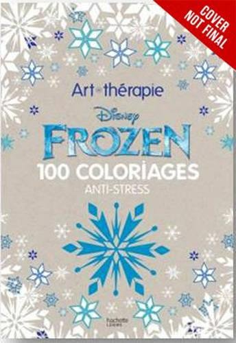 Frozen Adult Coloring Book