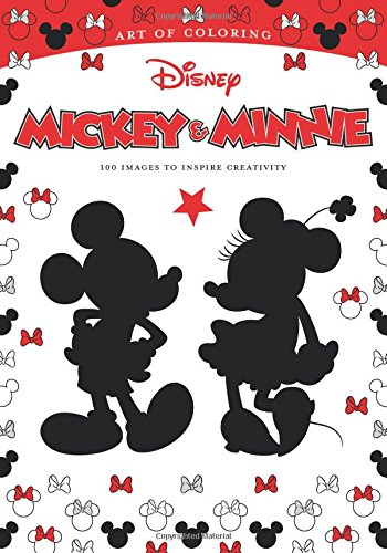 Mickey and Minnie Coloring Book