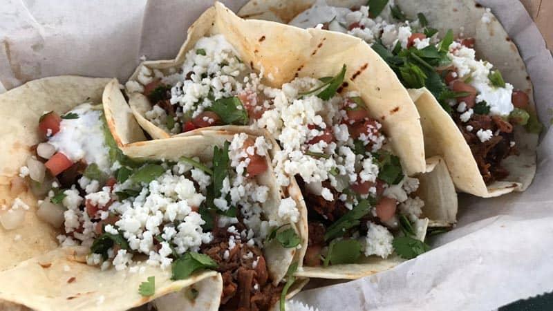 Brisket Barbacoa Tacos