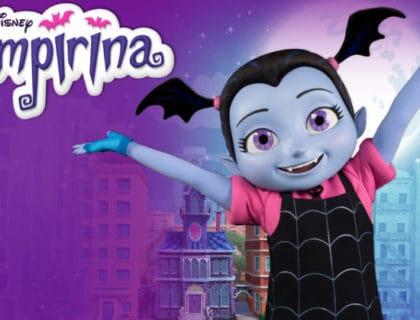 Vampirina Coming to Disney World 6
