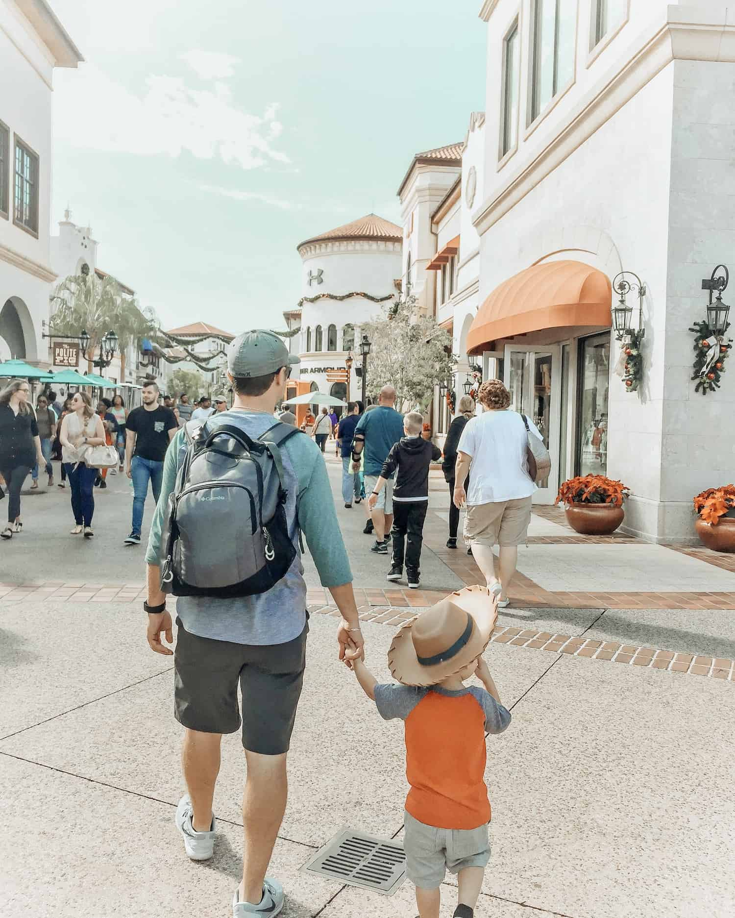 8 Things to do at Disney Springs with Toddlers 11