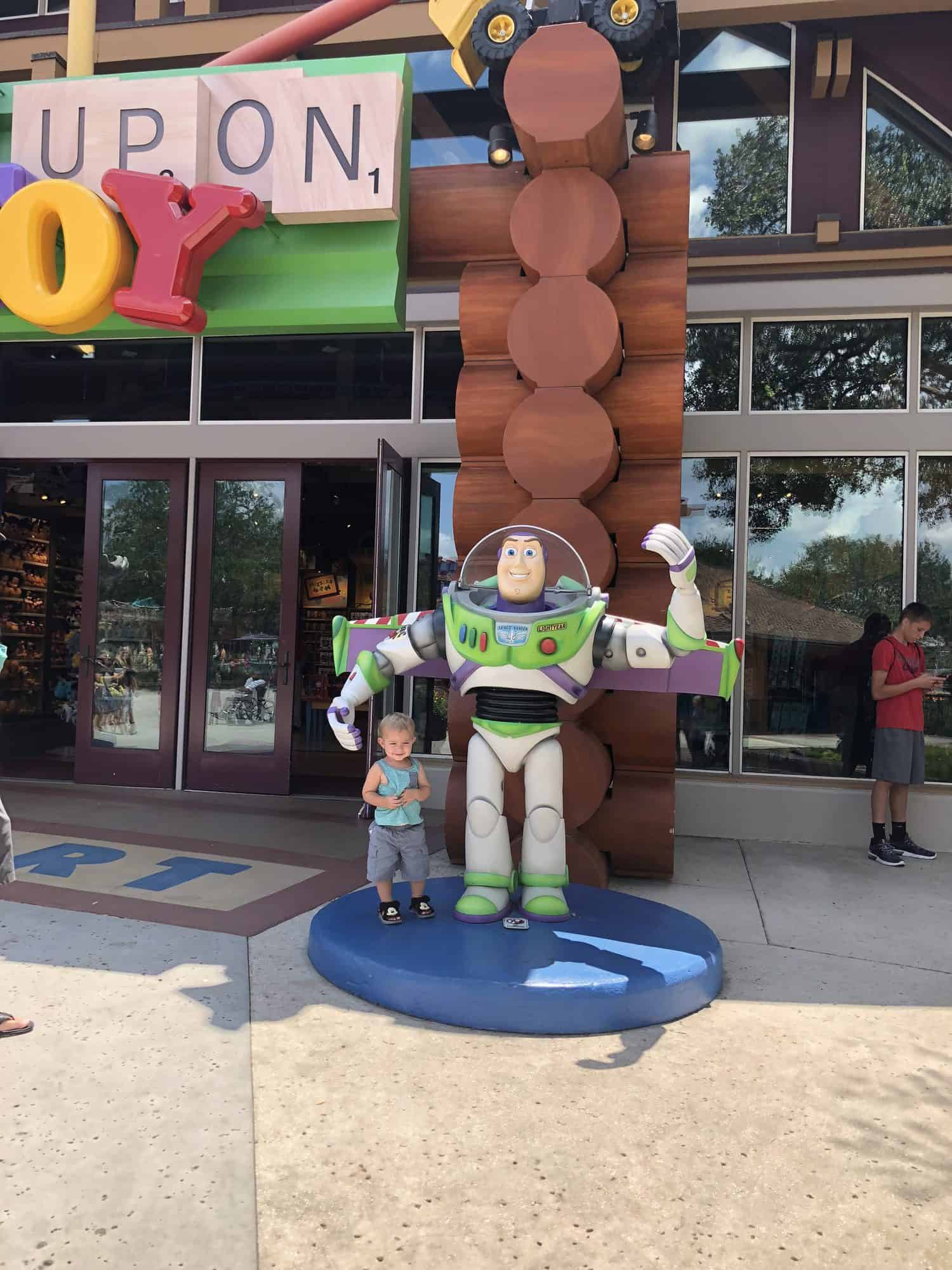 8 Things to do at Disney Springs with Toddlers 14