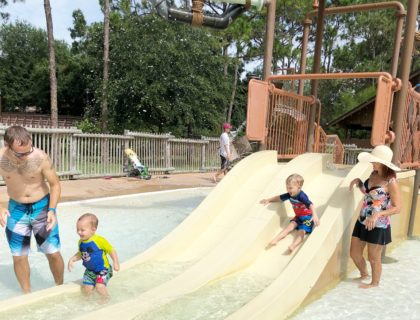 Disney Resort Pool